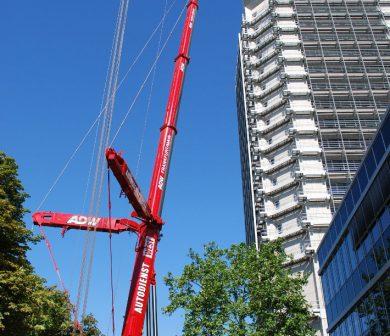 Autodienst-West-Frankfurt-Bau