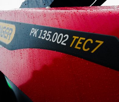 Ladekran ADW Frankfurt - PK135002 TEC7 von Palfinger