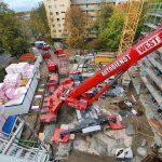 Kran mieten Frankfurt - Montagearbeiten - Autodienst West