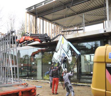 Glasmontage-Glassauger mieten Frankfurt-ADW