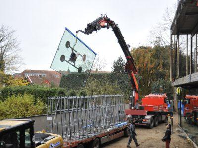 Glassauger-Glasroboter-mieten-Glasmontage Frankfurt mit ADW