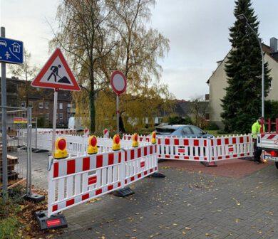 Verkehrsschilder mieten Frankfurt - ADW - Verkehrstechnik - Absperrtechnik